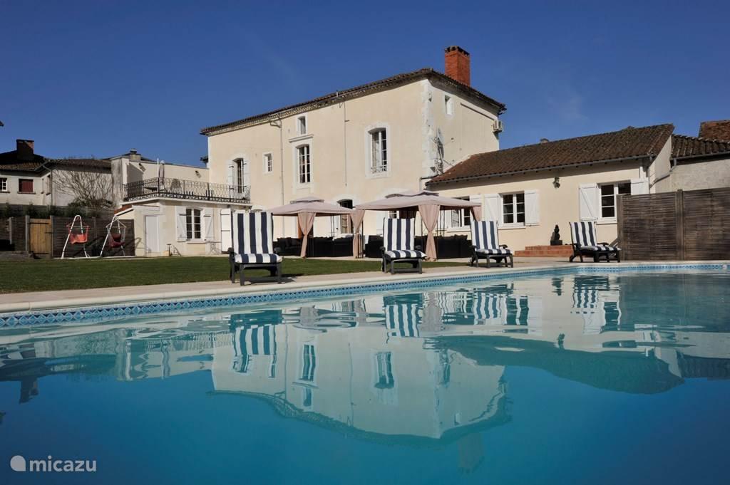 Vakantiehuis Frankrijk, Dordogne, Saint-Saud-Lacoussière Vakantiehuis Le Sanctuaire