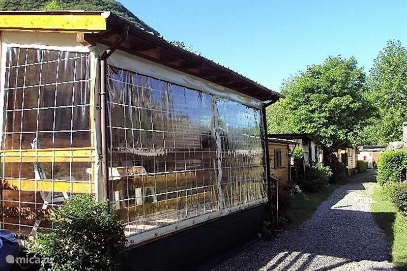 Vakantiehuis Italië, Italiaanse Meren, Porlezza Chalet Gezellig Chalet Via Varsavia