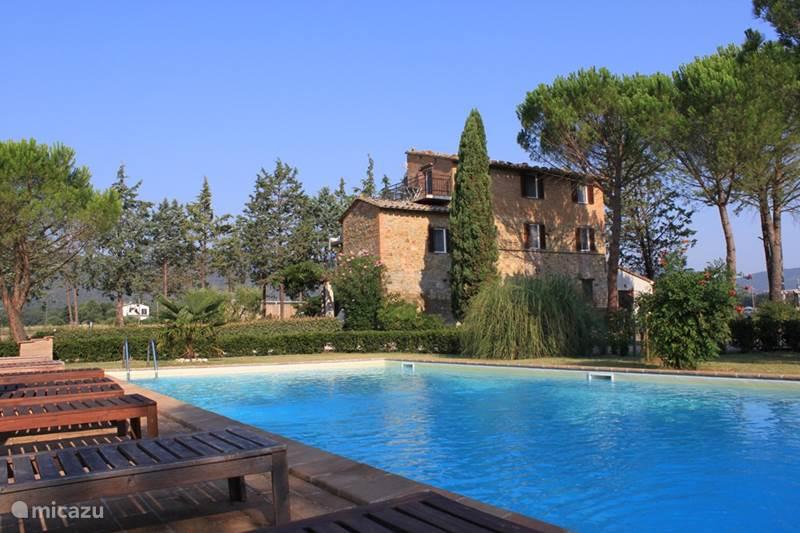 Vakantiehuis Italië, Umbrië, Perugia Vakantiehuis Casa Della Civetta van Commenee