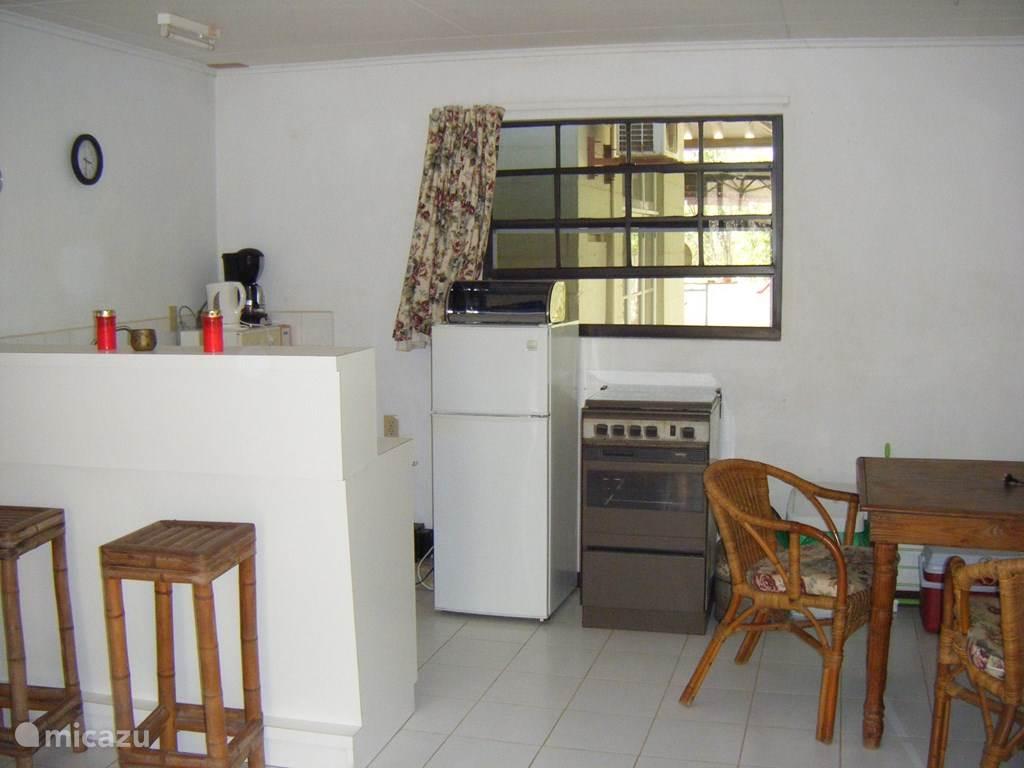 Vakantiehuis Curaçao, Curacao-Midden, Julianadorp Studio Pelikaanweg 11