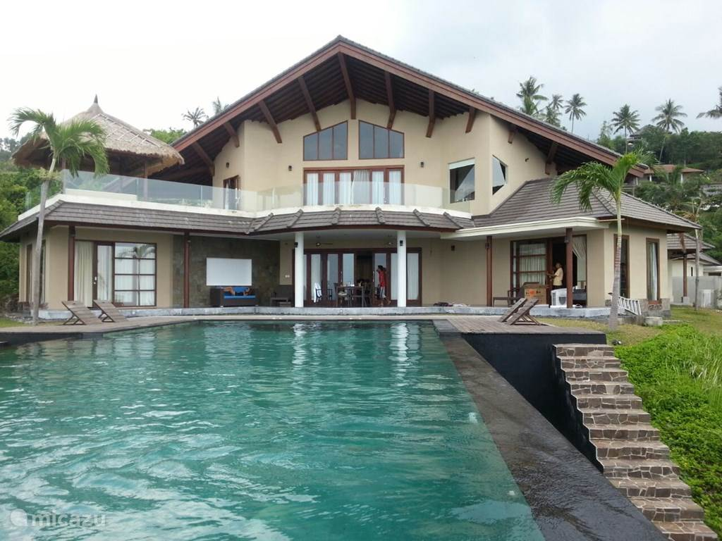 Vacation rental Indonesia, Lombok – holiday house The Hill Villa
