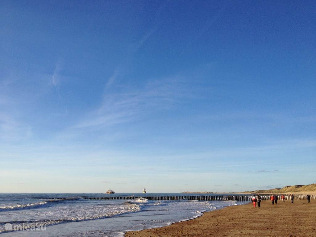 Strand bij Dishoek