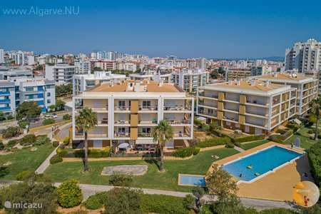 Vacation rental Portugal – apartment Apartment, sea view, pool, 4pers