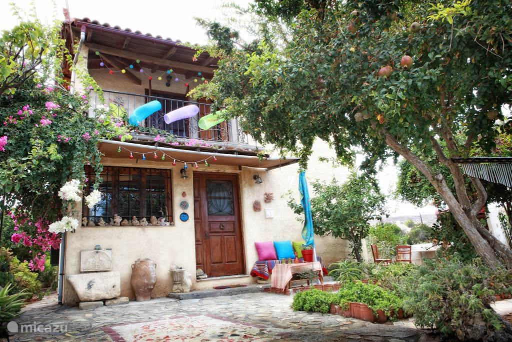 Vakantiehuis Griekenland, Kreta, Kokkini Chani vakantiehuis Kokkini Hani House