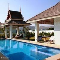 Ferienwohnung Thailand – villa 3-Zimmer-Luxus-Villa mit Pool