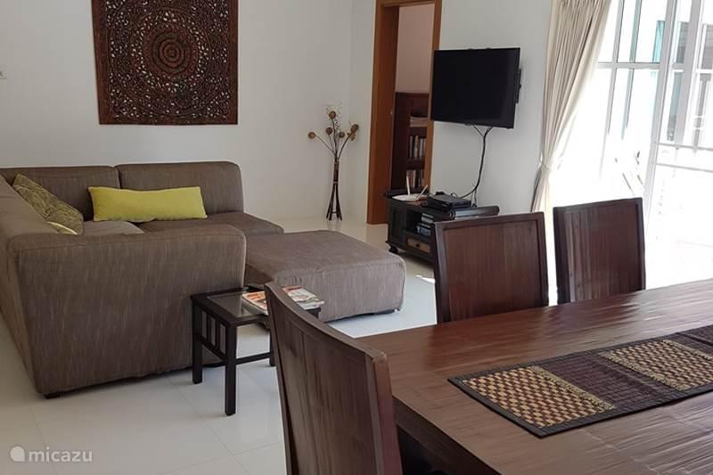 Vakantiehuis Thailand, Centraal-Thailand, Hua Hin Villa Luxe 3 slaapkamer pool villa