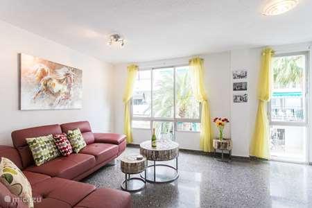 Vakantiehuis Spanje, Costa Blanca, Altea – appartement La Fonda