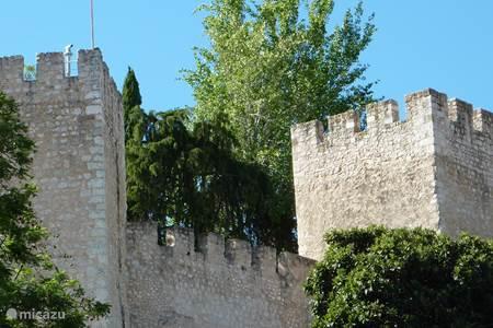 Obidos, best bewaard Middeleeuws stadje in Portugal