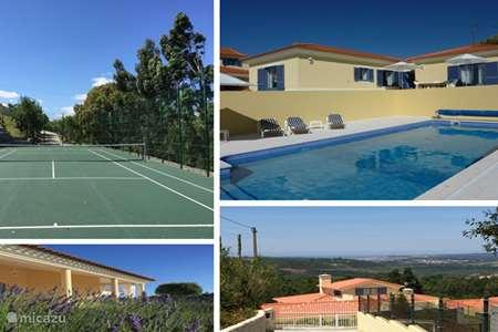 Vakantiehuis Portugal, Costa de Prata, Obidos - villa Quinta Villa Casaflor