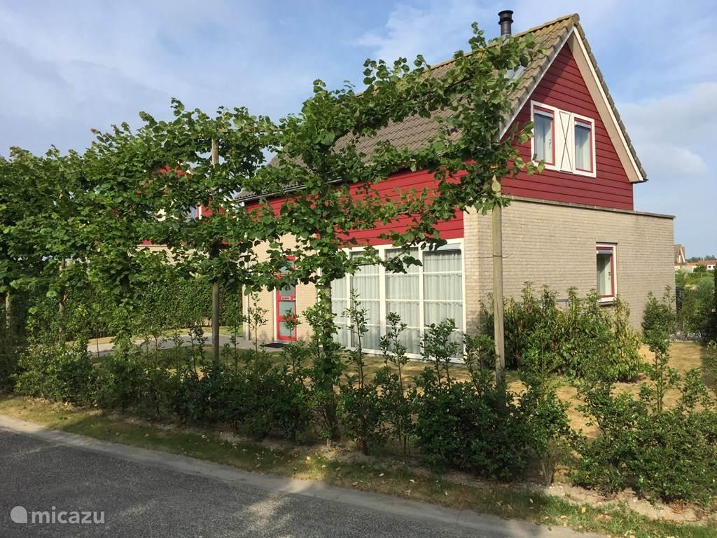 Vakantiehuis Nederland, Zeeland, Hoofdplaat Vakantiehuis Village Scaldia 1A-196