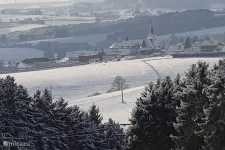 Skien en langlaufen