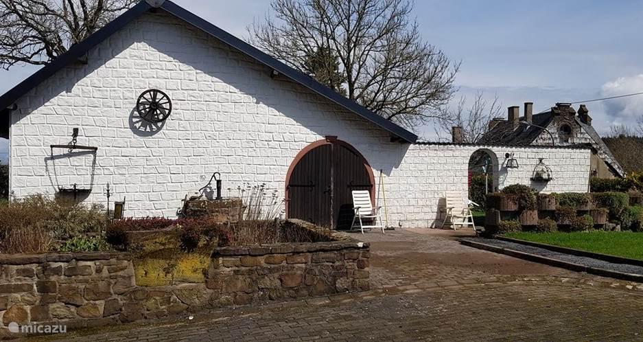 Vakantiehuis Duitsland, Eifel, Oberlascheid Vakantiehuis Das Krümmelhäuschen