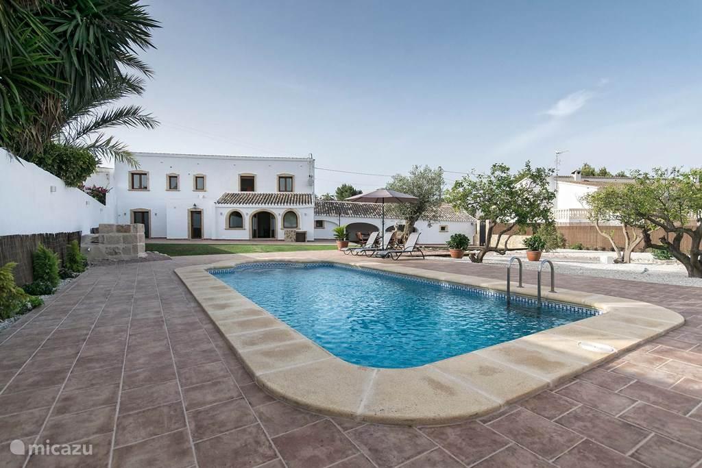 Vakantiehuis Spanje, Costa Blanca, Javea Villa Reina del Mar