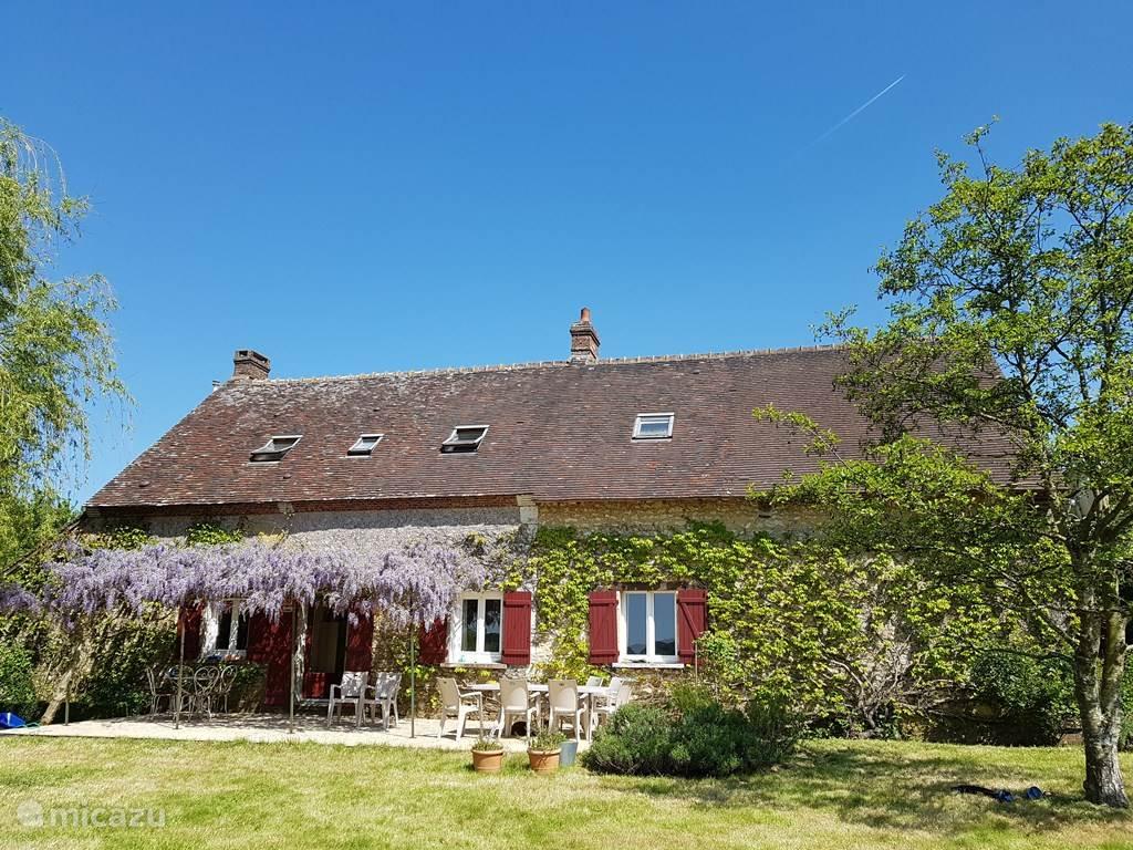 Vakantiehuis Frankrijk, Centre-Val de Loire, Authon-du-Perche vakantiehuis La Paillardière