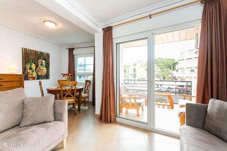 Vakantiehuis Spanje, Costa Blanca, Albir – appartement Apartamento Max