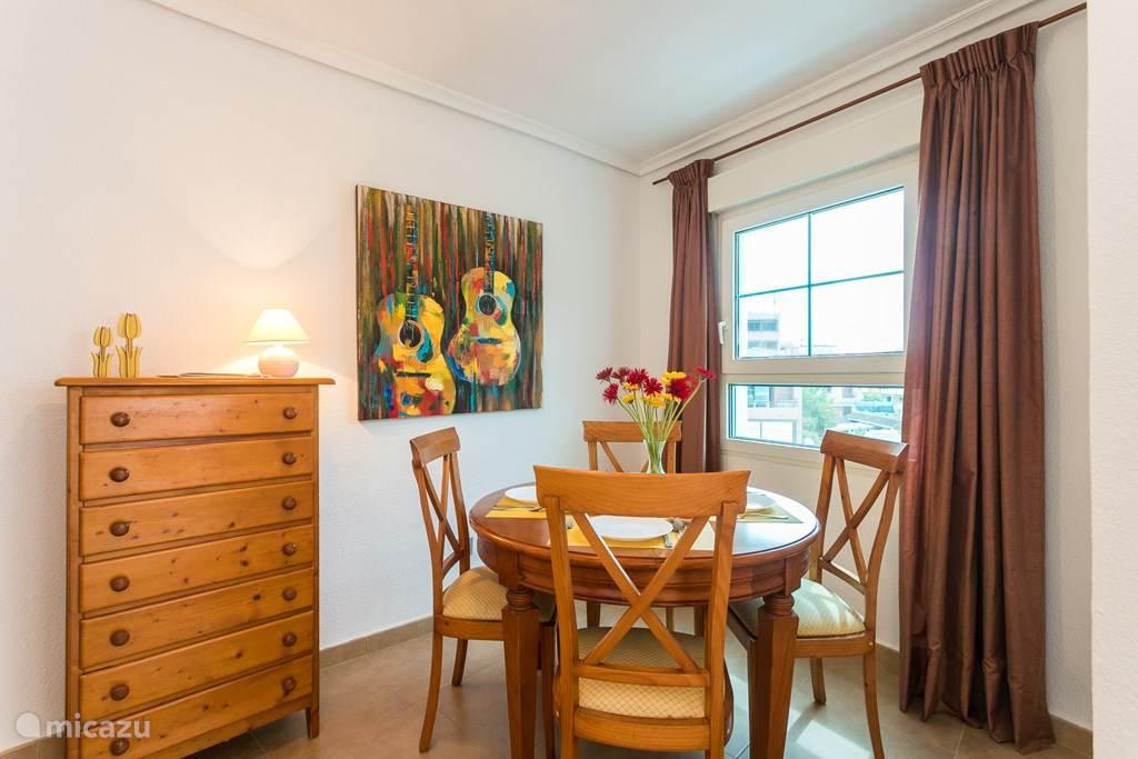 Vakantiehuis Spanje, Costa Blanca, Albir Appartement Apartamento Max