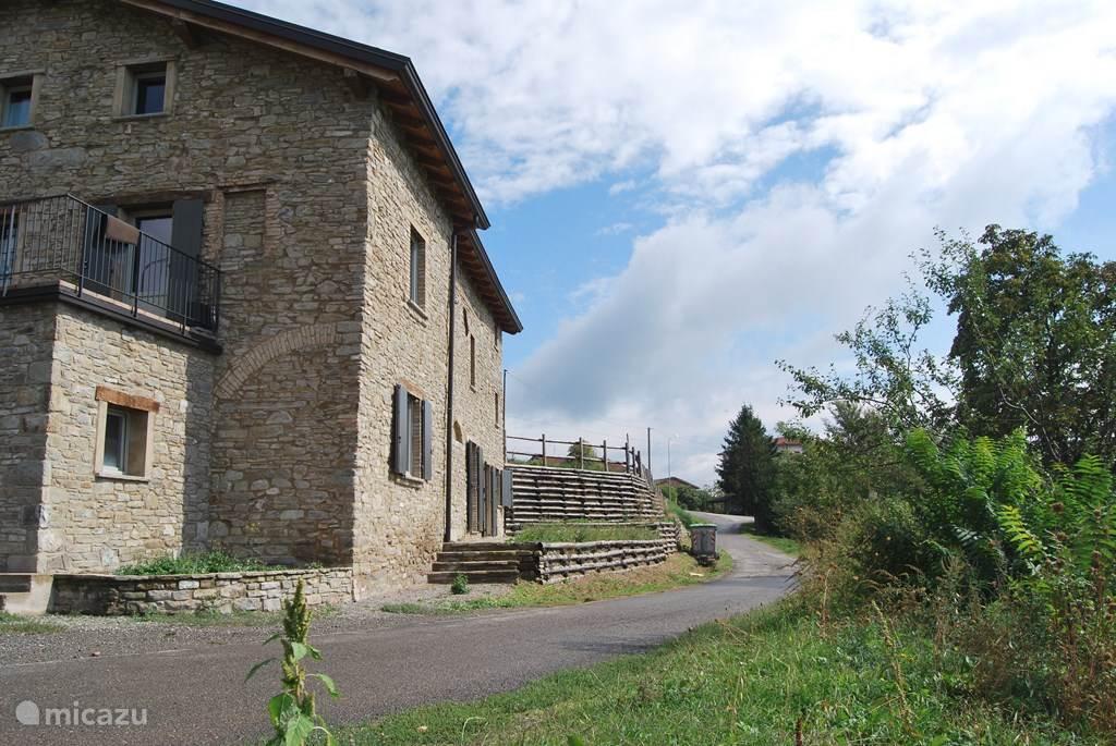 Vakantiehuis Italië, Emilia-Romagna, Carpineti Geschakelde woning CasaValle