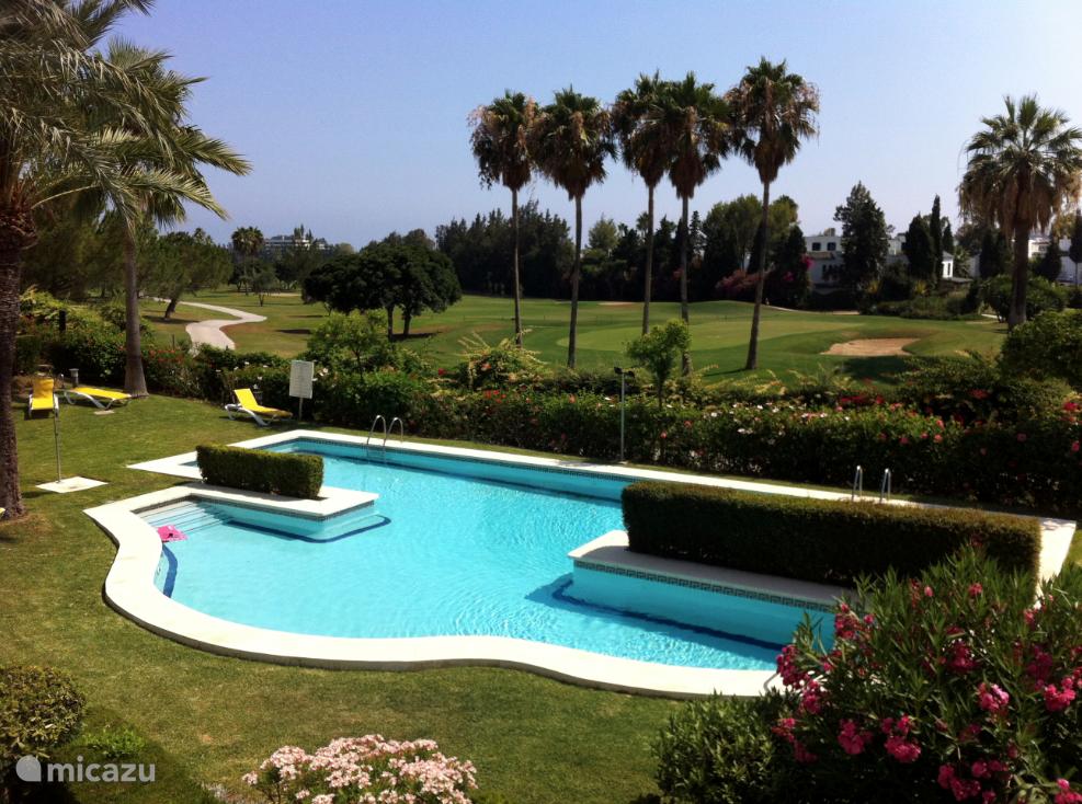 Vakantiehuis Spanje, Costa del Sol, Nueva Andalucía appartement Prachtig appartement nabij Marbella