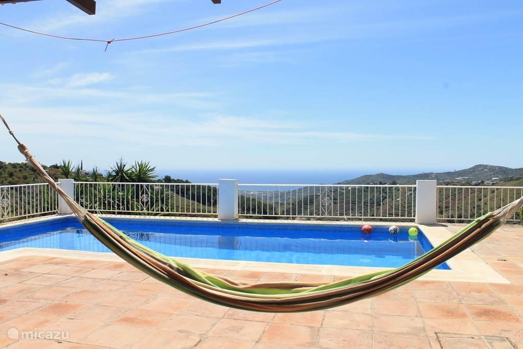 Vakantiehuis Spanje, Andalusië, Frigiliana finca Cortijo Los Almendros