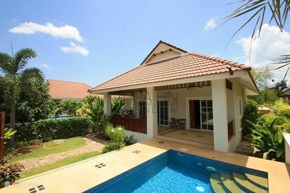 Vacation rental Thailand – villa 2 bedroom villa in quiet resort