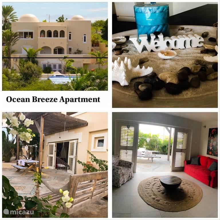 Vakantiehuis Curaçao, Banda Ariba (oost), Jan Sofat Appartement Ocean Breeze Apartment Jan sofat
