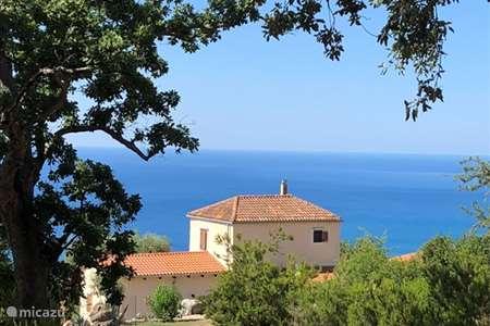 Vakantiehuis Italië, Campanië, Ispani vakantiehuis Pantano Verricchi