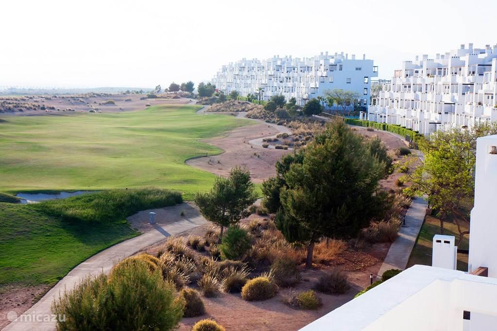 Vakantiehuis Spanje, Murcia, Condado de Alhama - appartement Alhama Golf Penthouses P15
