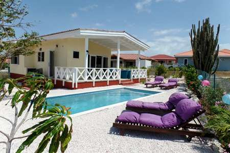 Vacation rental Curaçao, Banda Abou (West), Fontein villa Casa Mariposa month May 5% discount!