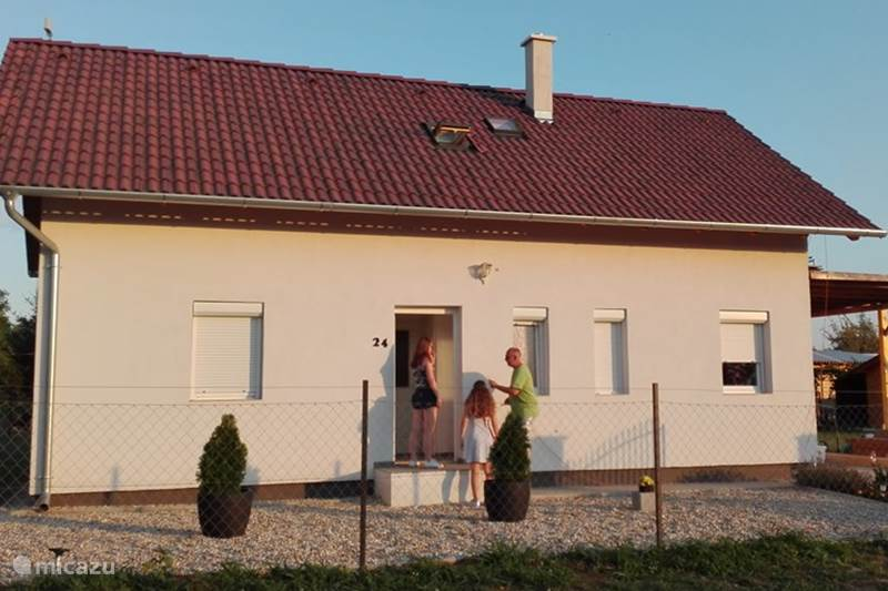 Vakantiehuis Hongarije, Balatonmeer, Balatonszemes Appartement Villa Hollandia