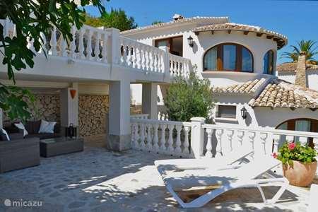 Vakantiehuis Spanje, Costa Blanca, Moraira villa Casa Benimart