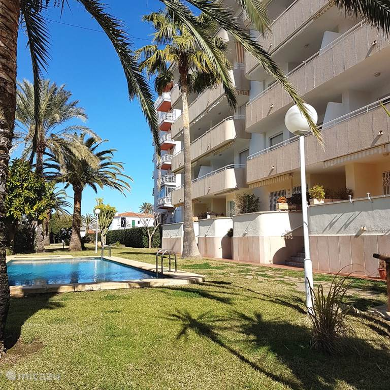 Vacation rental Spain, Costa Blanca, Javea apartment La Gavina - Playa Arenal Javea