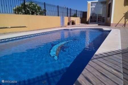Ferienwohnung Spanien, Costa Cálida, Mazarrón ferienhaus Casa Buena Vista