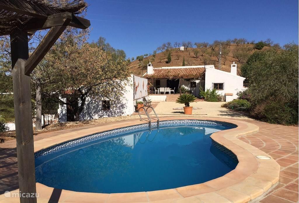 Vakantiehuis Spanje, Andalusië, Álora - bed & breakfast B&B Solymonte (familiekamer MATADOR)