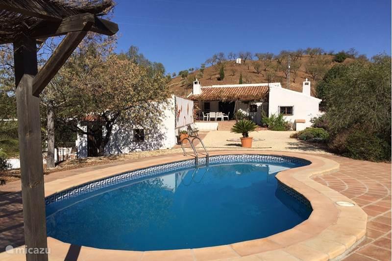Vakantiehuis Spanje, Andalusië, Álora Bed & Breakfast B&B Solymonte (familiekamer MATADOR)