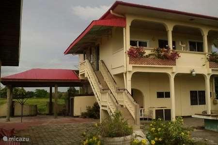 Vakantiehuis Suriname, Nickerie, Nickerie – appartement vakantiehuis Marielle te Nickerie