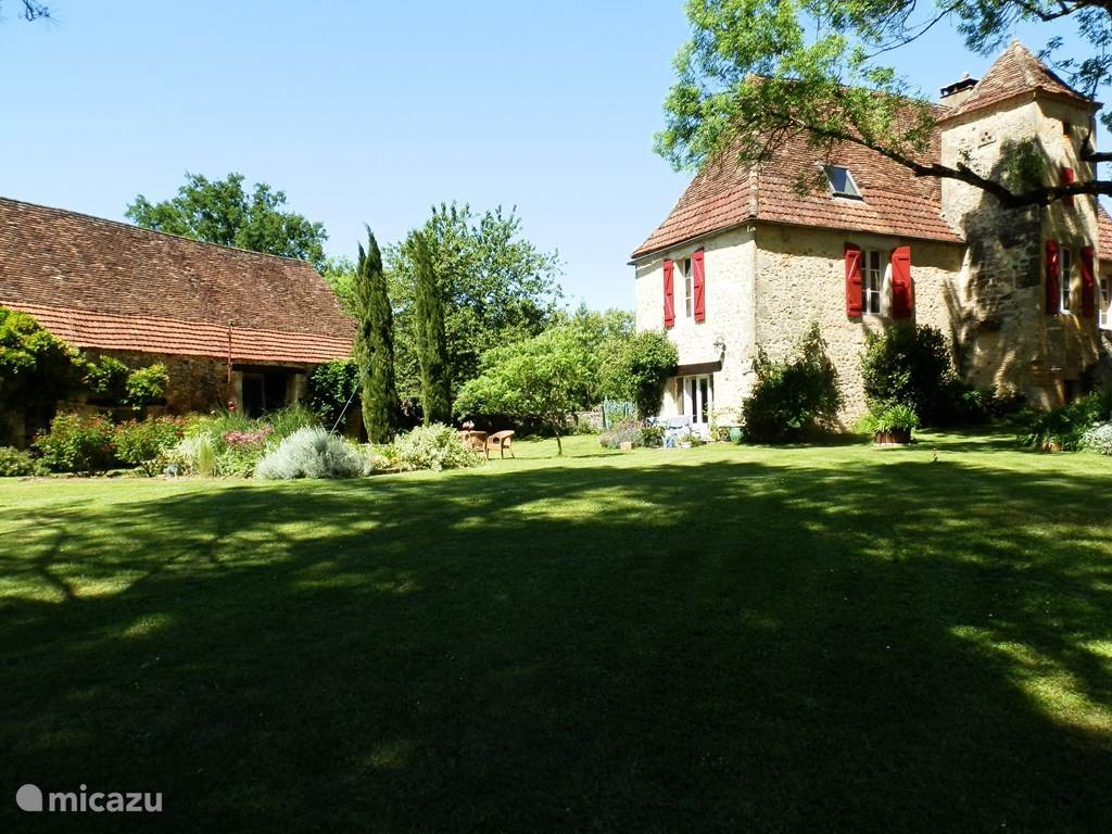 Vakantiehuis Frankrijk, Dordogne, Gourdon Vakantiehuis Artiste