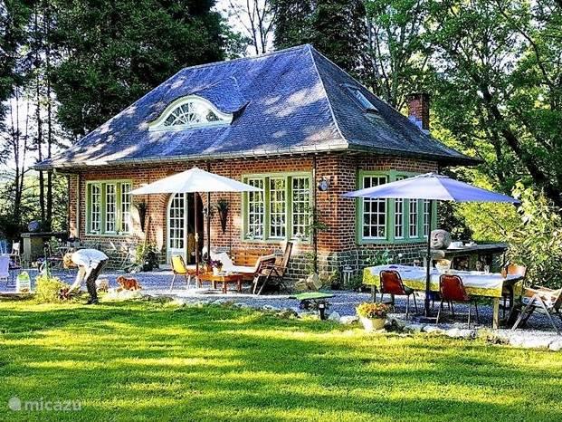 Vakantiehuis België, Ardennen, Rendeux Vakantiehuis Paviljoen Eminent