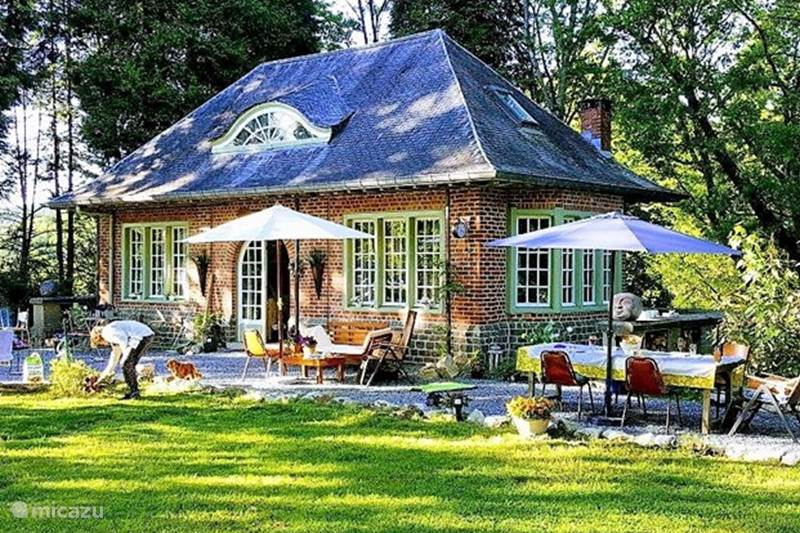 Vacation rental Belgium, Ardennes, Rendeux Holiday house Pavilion Eminent