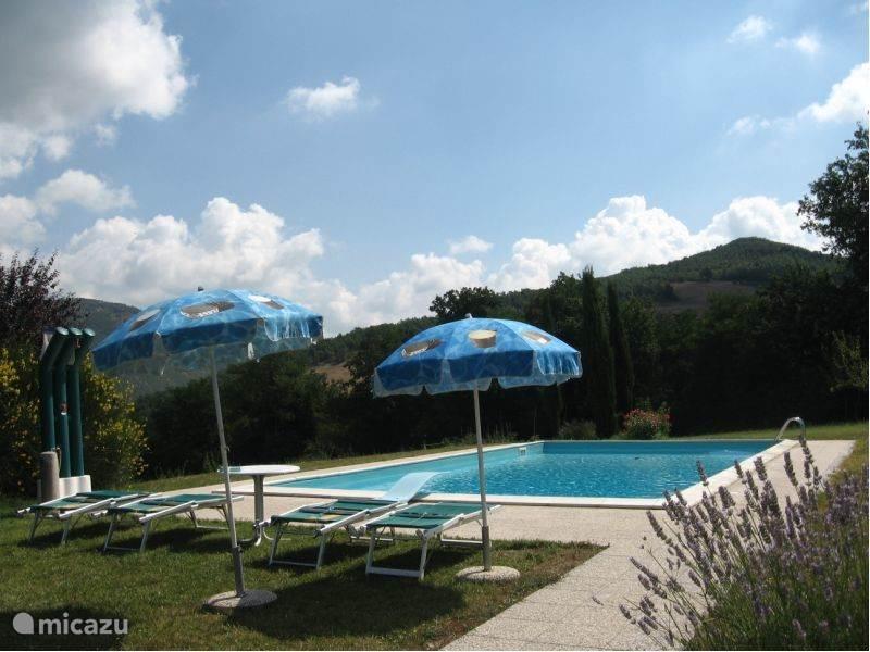 Vakantiehuis Italië, Marche, Acqualagna Boerderij Vakantiehuis Ca Maggio Nuovo