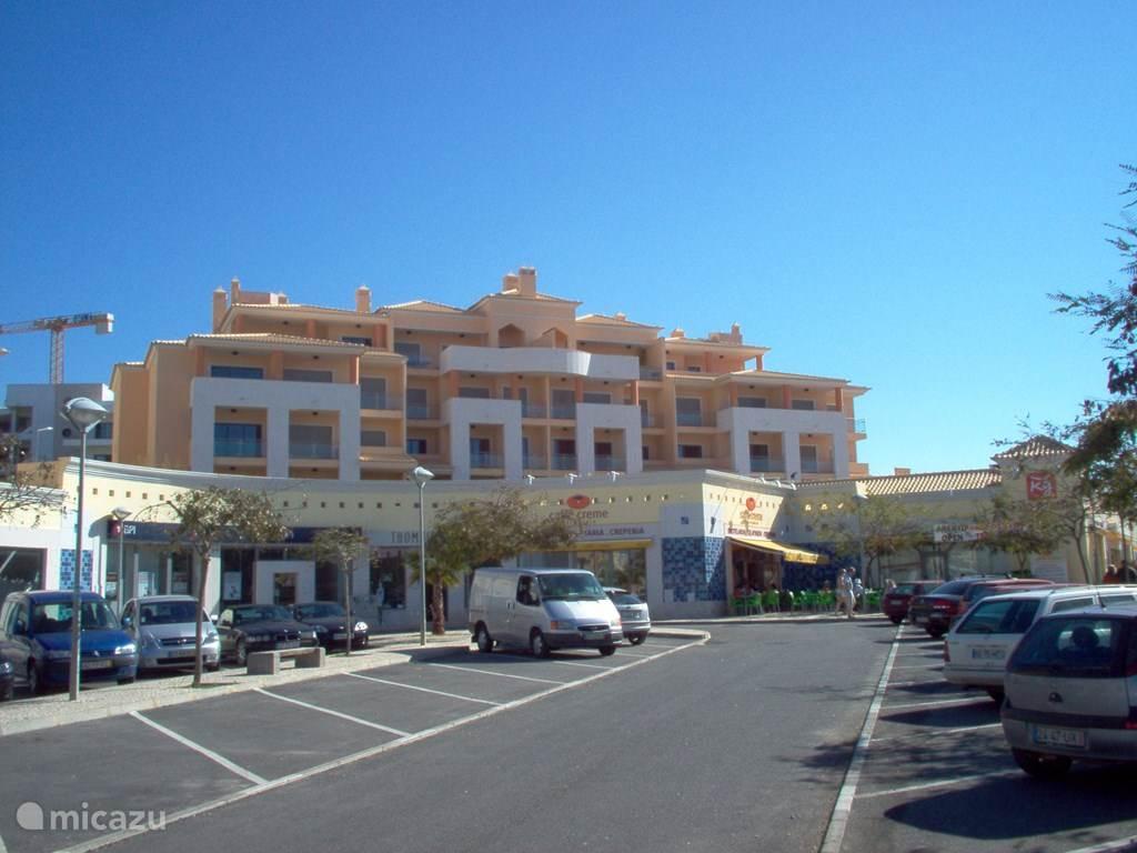 Vakantiehuis Portugal, Algarve, Olhos De Agua - appartement Edificio Oceanos Jardim