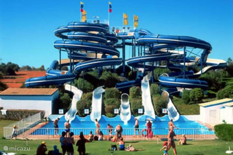 Vakantiehuis Portugal, Algarve, Olhos De Agua Appartement Edificio Oceanos Jardim