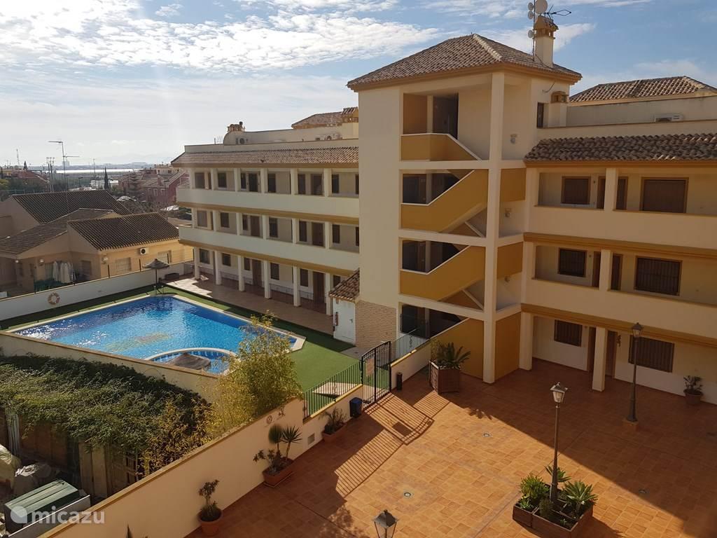 Vakantiehuis Spanje, Costa Cálida, Los Alcázares appartement Appartement Los Alcazares (Roda)