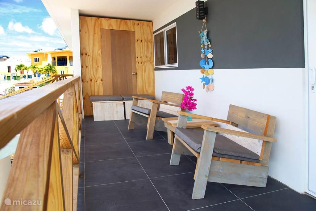 Vakantiehuis Curaçao, Curacao-Midden, Steenrijk Appartement Vredenberg apartment