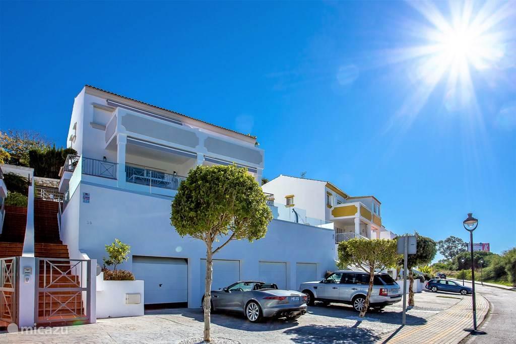 Vakantiehuis Spanje, Costa del Sol, Marbella appartement Luxe appartement met prive zwembad B