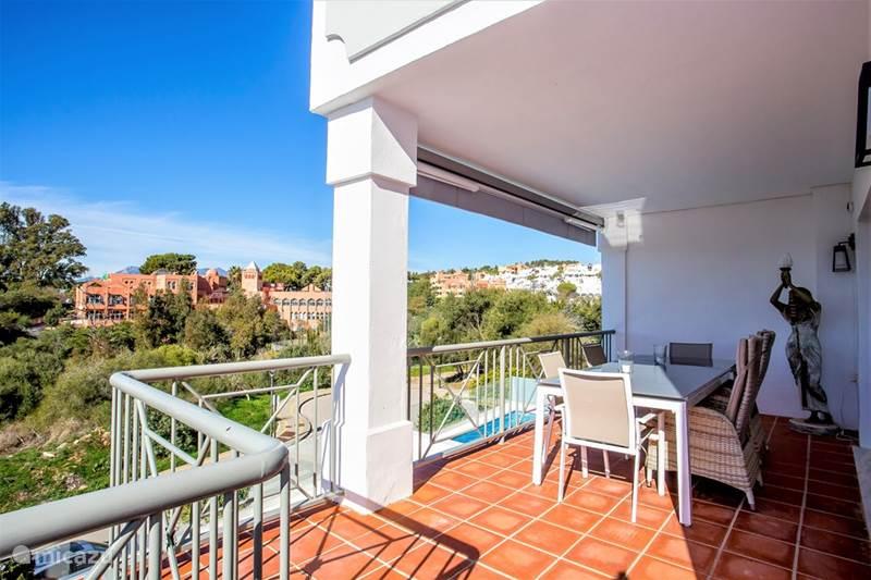 luxe appartement met prive zwembad b in marbella costa