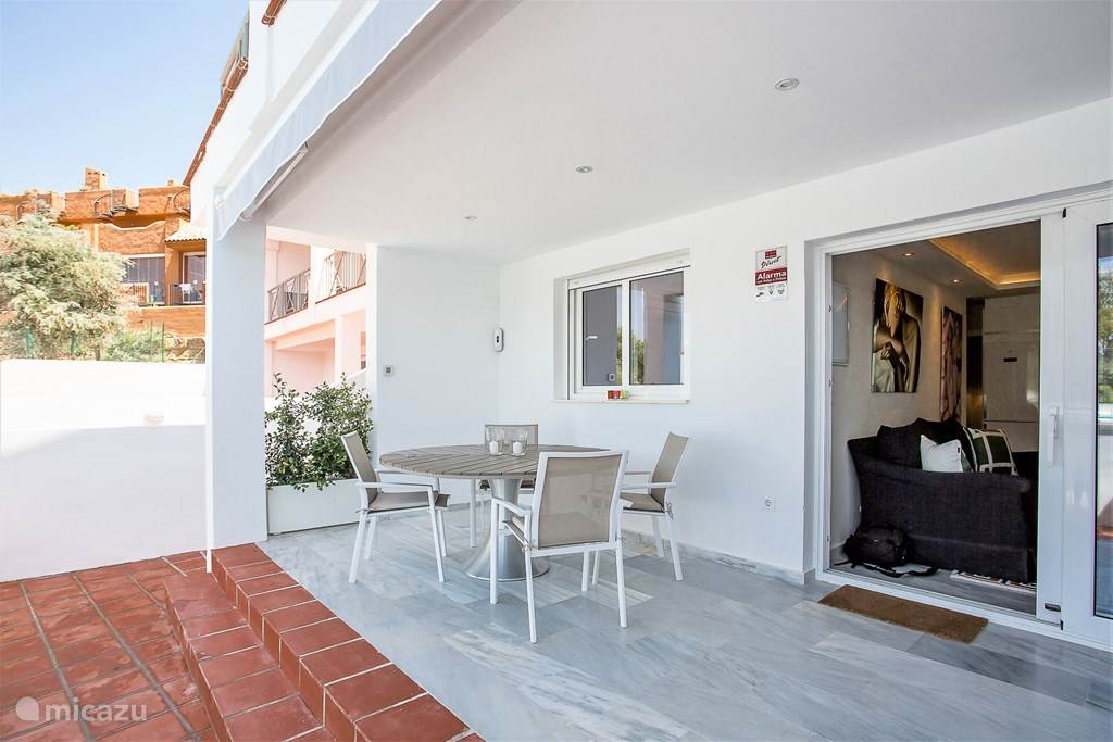 Vakantiehuis Spanje, Costa del Sol, Marbella Appartement Luxe appartement met private Pool A