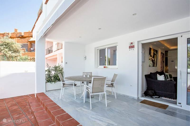 Vakantiehuis Spanje, Costa del Sol, Marbella Appartement Luxe appartement met private Pool A