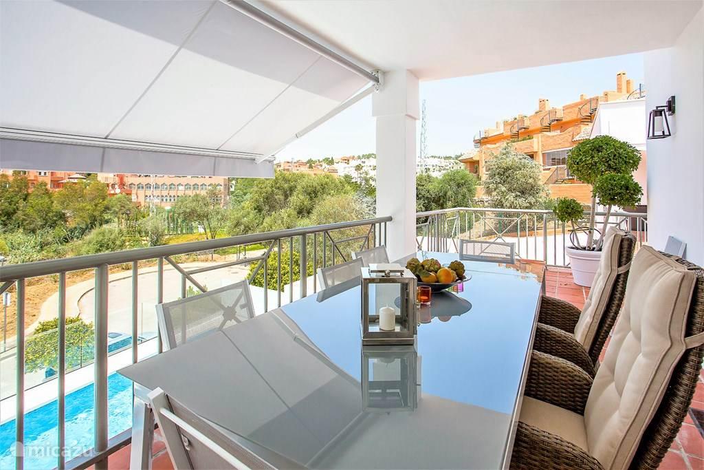 Vakantiehuis Spanje, Costa del Sol, Marbella Vakantiehuis  5* Vakantiehuis met Private Pool C