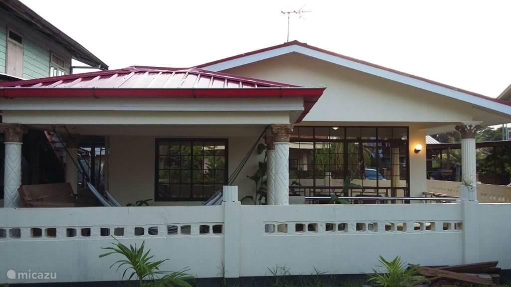 Vakantiehuis Suriname, Paramaribo, Paramaribo appartement Vakantiehuis Bloemendaal Suriname