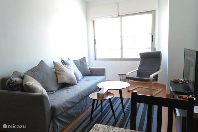 Vakantiehuis Spanje, Costa Blanca, El Campello Appartement Appartement met solarium in Campello